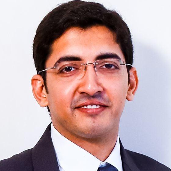 Dr. Maulik Bhalodia