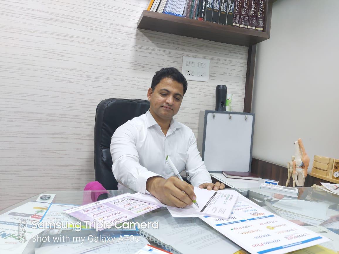 Dr. D.V.Kshirsagar